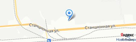 РусЭнергоМир на карте Новосибирска