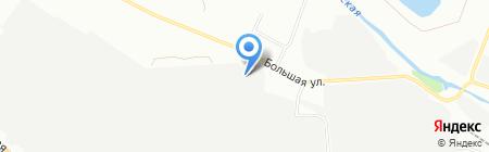 СТК на карте Новосибирска