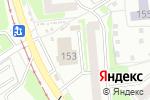 Схема проезда до компании ЗАПСИББАС, ЗАО в Новосибирске