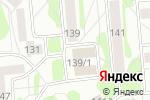 Схема проезда до компании Общественная приемная депутата Совета депутатов г. Новосибирска Аникина А.Г. в Новосибирске