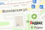Схема проезда до компании Радио Плюс в Новосибирске