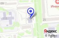 Схема проезда до компании ШКОЛА ИСКУССТВ № 18 в Новосибирске