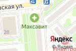 Схема проезда до компании Компания по ремонту светодиодных люстр в Новосибирске
