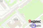 Схема проезда до компании Запсибторг в Новосибирске