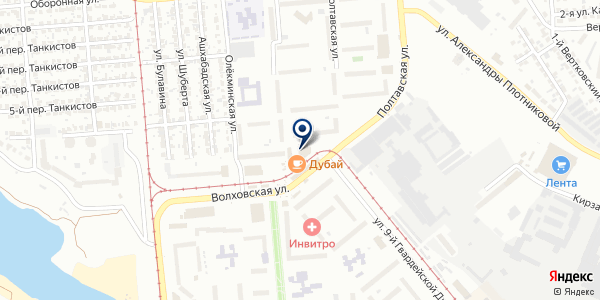 Сеть мастерских по ремонту одежды на карте Новосибирске