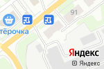 Схема проезда до компании ДЭУ №3, МКУ в Новосибирске