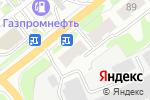 Схема проезда до компании Сибирь Регион Дорстрой в Новосибирске