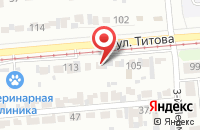 Схема проезда до компании Магазин цветов в Хрущевке