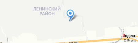 РосЕвроВент на карте Новосибирска