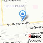 Все по 40 на карте Новосибирска