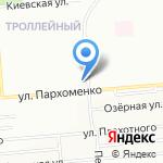Anna на карте Новосибирска