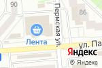 Схема проезда до компании Мир одежды и обуви в Новосибирске