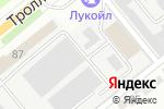 Схема проезда до компании БУРУНДУК в Новосибирске