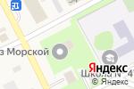 Схема проезда до компании Почтовое отделение №555 в Ленинском