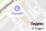 Схема проезда до компании Вельтакс в Новосибирске