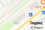 Схема проезда до компании Зелёный луг в Новосибирске