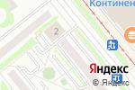 Схема проезда до компании Арт-Форест в Новосибирске