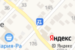 Схема проезда до компании Киоск по продаже фруктов и овощей в Мочище