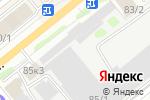 Схема проезда до компании Оконная Мануфактура в Новосибирске