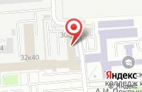 Схема проезда до компании Мясная Компания в Новосибирске