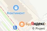 Схема проезда до компании Coffeemall в Новосибирске