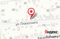 Схема проезда до компании Квадрум-Принт в Новосибирске