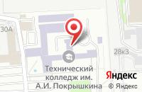 Схема проезда до компании Рк Пром в Новосибирске