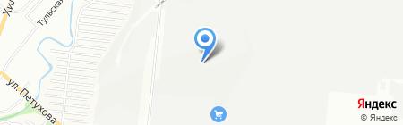 СОЮЗ ПОЛИМЕРЩИКОВ СИБИРИ на карте Новосибирска