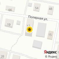 Световой день по адресу Россия, Новосибирская область, Новосибирск, ул. Полярная,17