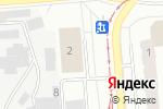 Схема проезда до компании Горожанка в Новосибирске