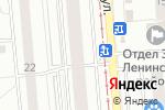 Схема проезда до компании Экспресс-оплата в Новосибирске