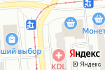 Схема проезда до компании Забава в Новосибирске