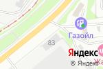 Схема проезда до компании Самарский опытно-экспериментальный завод в Новосибирске
