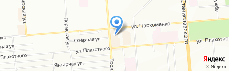 АнкерКом на карте Новосибирска