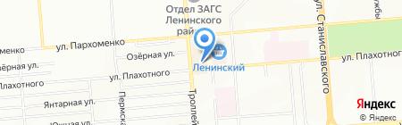 Банкомат Совкомбанк ПАО на карте Новосибирска