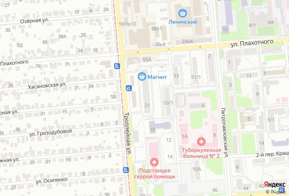 ЖК Дом по ул. Троллейная, 21