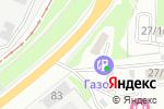 Схема проезда до компании Автоминистерство в Новосибирске