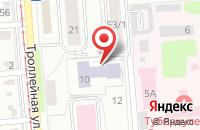 Схема проезда до компании Садальмелик в Новосибирске