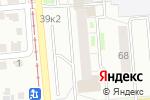 Схема проезда до компании Мир чудес в Новосибирске
