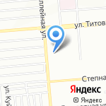 Молодечномебель на карте Новосибирска