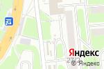 Схема проезда до компании Ремонтная мастерская в Новосибирске