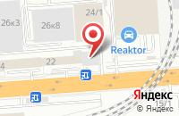 Схема проезда до компании РЕШЕНИЕ ЕСТЬ в Подольске