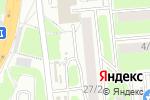 Схема проезда до компании Атлант-Строй в Новосибирске