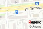 Схема проезда до компании БИС-Технологии в Новосибирске