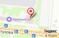 Схема проезда до компании Сибирский Промысел-Н в Новосибирске