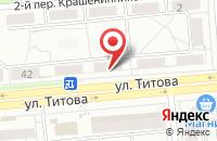 Схема проезда до компании Сибвузиздат в Новосибирске