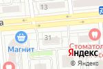 Схема проезда до компании Корица coffee go в Новосибирске