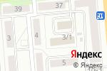 Схема проезда до компании ТТК Сибирь в Новосибирске