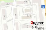 Схема проезда до компании Декорика в Новосибирске