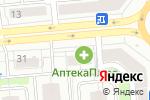Схема проезда до компании Банк ФК Открытие, ПАО в Новосибирске